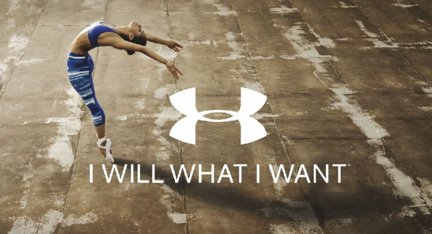 Under Armour's biggest women's ad campaign