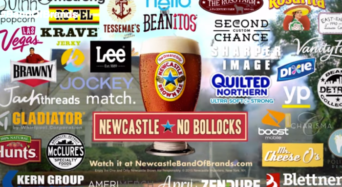 newcastle-band-of-brands-big-game-ad